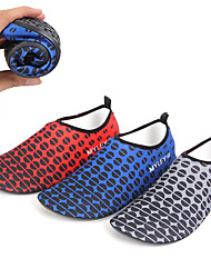 cheap -Men's Women's Water Shoes Anti-Slip Barefoot Yoga Swimming Diving Surfing Snorkeling Aqua Sports - for Adults