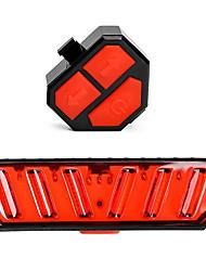 Недорогие -Лазер Велосипедные фары Лампы сигнала поворота бар ограничительные огни Задняя подсветка на велосипед Горные велосипеды Велоспорт Велоспорт / Интеллектуальная индукция / Водонепроницаемый