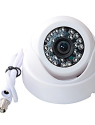 cheap -AHD 720P HD Dome Simulation 24 Light Infrared Camera
