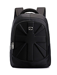 cheap -Large Capacity Oxford Zipper School Bag Solid Color Daily Black / Fall & Winter