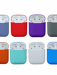 cheap -Case For AirPods Water / Dirt / Shock Proof Headphone Case Soft