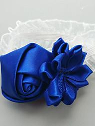 cheap -Wedding Flowers Wrist Corsages Wedding / Wedding Party Grosgrain / Lace 0-10 cm