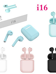 cheap -i16 TWS Wireless Earphone Bluetooth 5.0 11 Ai Mini Wireless Bluetooth 3D bass Ear Buds PK i10 i12 i13 i14 i15 i18 tws