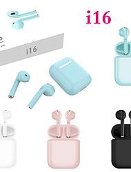 cheap -i16 TWS Wireless Earphone Bluetooth 5.0 11 Ai Mini Wireless Bluetooth 3D bass Ear Buds PK i10 i12 i13 i14 i15 i18 tws