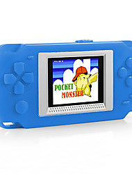 cheap -268 Games in 1 Handheld Game Player Game Console Mini Handheld Pocket Portable Built-in Game Card Classic Theme Retro Video Games with 2 inch Screen Kid's Adults' All 1 pcs Toy Gift