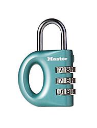 abordables -633MCND Cadenas / Cadenas à Code alliage de zinc Déblocage du mot de passe pour Bagages / Placard / Gymnastique