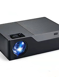 cheap -Mini Projector P1 Protable Pocket Size Pico DLP Projector Micro TF/USB Smart Beam Home Cinema