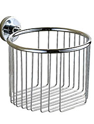 cheap -Toilet Paper Holder Creative / Multifunction Modern Aluminum / Stainless Steel 1pc Wall Mounted