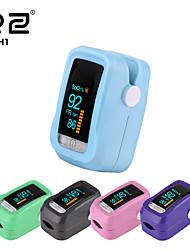 cheap -MHKBD Finger Pulse Oximeter with Cute Bag SpO2 Heart Rate Measuring Instrument OLED Fingertip Oximetro Pulsioximetro KBD0049