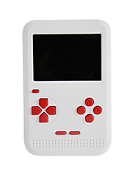 cheap -Handheld Game Player Game Console Rechargeable Professional Level Simple Mini Handheld Pocket Portable Built-in Game Card Classic Theme Retro Video Games with Screen Kid's Adults' All 1 pcs Toy Gift