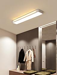 cheap -1-Light 10 cm LED Flush Mount Lights Metal Acrylic Linear LED / Modern 110-120V / 220-240V