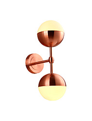 cheap -Stairs Wall Sconce Nordic Simple Wall Light Modern Contemporary / Simple Wall Lamps & Sconces Indoor Metal Wall Light