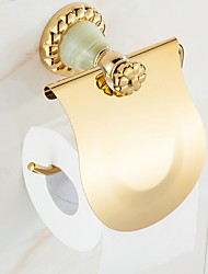 cheap -Toilet Paper Holder Creative Contemporary Brass 1pc - Bathroom Wall Mounted