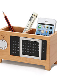 cheap -Wooden Creative Home Organization, 2 Piece Desktop Organizers