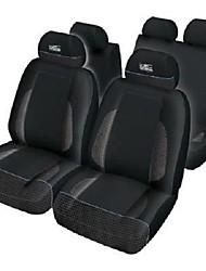 Недорогие -wrc автомобильные чехлы на сиденья чехлы из поликарбоната общие / универсальные для всех лет пять мест
