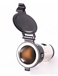 cheap -120w Waterproof 12-24V Cigarette Lighter Socket Power Plug Outlet Parts for Car Truck