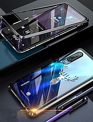 cheap -Case For Huawei Huawei P30 Pro Shockproof / Dustproof / Transparent Full Body Cases Transparent Hard Tempered Glass