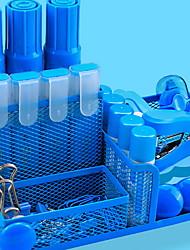 Недорогие -Пластик Классический Главная организация, 1шт Коробки для хранения
