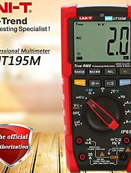 cheap -UNI-T UT195M Industrial True RMS Digital Multimeter Flashlight / Temperature Measurement / LoZ Measurement
