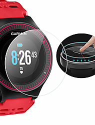 cheap -Screen Protector for Garmin Forerunner 235/230/225/220 Tempered Glass Transparent High Definition (HD) Scratch Proof/9H Hardness