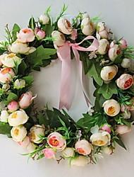 Недорогие -Искусственные Цветы 1 Филиал Классический Modern Камелия Цветы на стену
