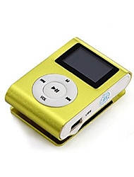 cheap -New Style Mini USB Clip MP3 Player LCD Screen Support 32GB Micro SD TF Card mp3 player