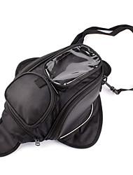 cheap -Waterproof Magnetic Motorcycle Motorbike Oil Fuel Tank Luggage Bag Universal Use