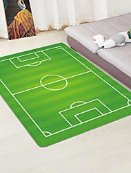 Недорогие -Иу pho_08x9 мини-футбольное поле зеленый фланель спальня большой коврик ковер гостиная нескользящая большой коврик 40cmx120cm_