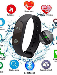 cheap -M2 Smart Band Kids Sport Watch for Men Women Fitness Tracker Heart Rate Monitor Message Reminder Life Waterproof Bracelet