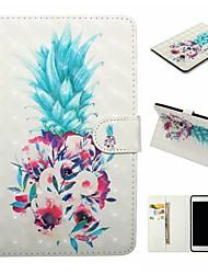 cheap -Case For Apple iPad mini 5/New Air(2019) Auto Sleep /Wake Up / Magnetic / with Stand Full Body Cases Food Hard PU Leather for iPad Pro 9.7''/ iPad (2017)/Pro 10.5/iPad 2/3/4/5/6/mini 1/2/3/4/2018