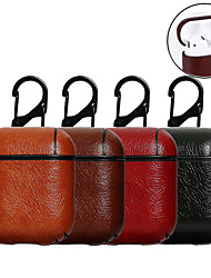 cheap -Protective Bag Leather Sleeve Cover Case storage Earphone Portable For Apple AirPods
