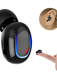 cheap -Q13 Wireless 5.0 In-ear Small Mini Mini Sports Comma Bluetooth Headset