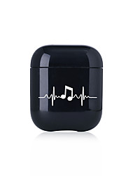 cheap -Apple Headphone Cover Creative Pattern Music Sign