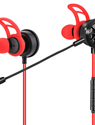 cheap -LITBest T2 Wired In-ear Earphone Wired Gaming Stereo Mobile Phone Gaming