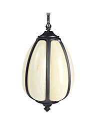 Недорогие -открытый подвесной светильник антикварный потолок подвесной светильник регулируемый верхний свет круглый дверной проем сад ночной свет подвесной светильник