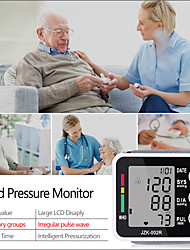 cheap -New Health Care Germany Chip Automatic Wrist Digital Blood Pressure Monitor Tonometer Meter for Measuring And Pulse Rate