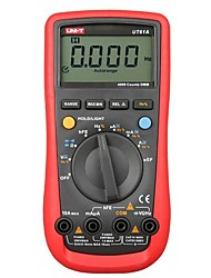cheap -Digital Multimeter UNI-T UT61A High Reliability Professional Electrical Handheld Tester CD Backlight & Data Hold Multiteste