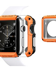 cheap -Cases For Apple Watch Series 4/3/2/1 TPU / Plastic Compatibility Apple