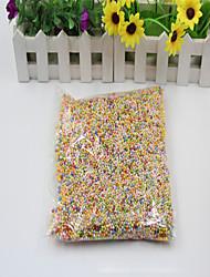 cheap -Multicolour Assorted Filler Foam Mini Beads Balls Mixed Crafts Polystyrene Handicraft DIY Material