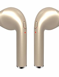 cheap -Wireless Earpiece Bluetooth Earphones I7 Earbuds Headset With Mic for iPhone sunsung xiaomi huawei lenovo htc LG TCL ect