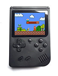 cheap -500 Games in 1 Handheld Game Player Game Console Mini Handheld Pocket Portable Built-in Game Card Classic Theme Retro Video Games with 3 inch Screen Kid's Adults' 1 pcs Toy Gift