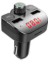 cheap -YuanYuanBenBen Bluetooth 4.2 FM Transmitter / Bluetooth Car Kit Car Handsfree Bluetooth / MP3 / FM Transmitters Car