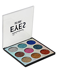 cheap -9 Colors Eyeshadow Nursing Simple Odor Free Women Best Quality Youth Normal Casual / Daily Safety Daily Makeup Cosmetic Gift