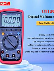 cheap -UNI-T UT139E Digital Multimeter Auto Range True RMS Meter Handheld Tester LPF pass filter LoZ low impedance input