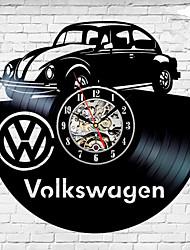 abordables -Disque de vinyle unique de volkswagen art de la décoration murale le meilleur cadeau pour les maisons neuves