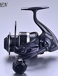 cheap -Fishing Reel Spinning Reel 4.71 Gear Ratio+10 Ball Bearings Hand Orientation Exchangable Sea Fishing / Carp Fishing