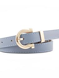 cheap -Women's Basic / Cute Waist Belt - Solid Colored