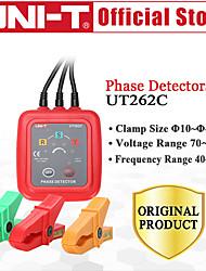 Недорогие -uni-t ut262c бесконтактные датчики фазы измерение последовательности обнаружение фазы обнаружение в реальном времени