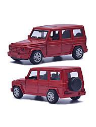 cheap -Toy Car Car SUV Parent-Child Interaction Aluminum-magnesium alloy All