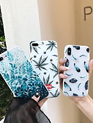 cheap -Case For Apple iPhone XS / iPhone XR / iPhone XS Max Shockproof / Dustproof / Water Resistant Back Cover Scenery Soft Silica Gel